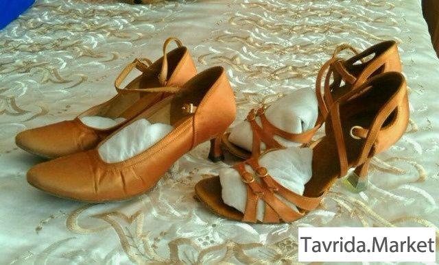 b37b81f2ce9ab Платья и туфли для бальных танцев - Керчь - Детская одежда и обувь ...
