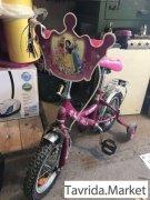 Велосипед Disney принцессы