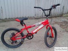 BMX велосипед+новогодний подарок