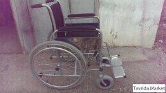 Совершенно новая инвалидная коляска
