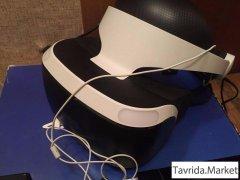 Шлем Sony PS4 VR Комплект+
