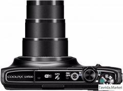 Nikon S9500 18.1млн,зум 22х.WI-FI,GPS.Полный комплект!