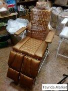 Кресло для педикюра, массажа, тату