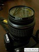 Зеркальный фотоаппарат Nikon D40.