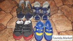 Детская обувь.сет