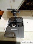 Немецкая электрическая .швейная машинка.