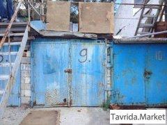 Лодочный гараж в Капканах