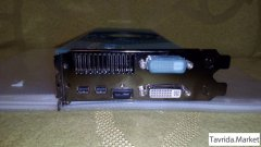 Игровая видеокарта HIS HD6930 IceQX 256Бит 1Гб