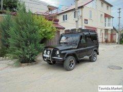 Продаем собственный УАЗ 3151 в Феодосии, в хорошем состоянии. Торг уместен.