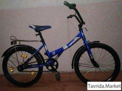 Велосипед на возраст 6-12лет
