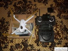 Лучший дрон Hubsan H501S Pro + два пульта TOP