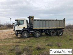 Самосвал Scania p380