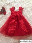 Нарядные платья на девочку 3-5 лет
