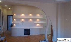 Поклейка обоев. Укладка ламината. Покраска стен и потолков.