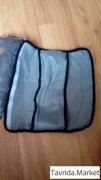 Подушки на ремни безопасности.