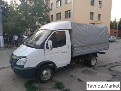 Газель-3302