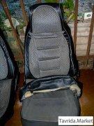 Комплект сидений (без чехлов).