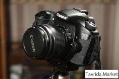 Фотоаппарат Canon 60D.