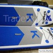 Надувная доска Cерфинг Sports cапборд sup board