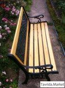 Скамейка садовая.