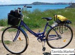 """Велосипед новый складной forward 28""""."""