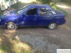ВАЗ (Lada) 2110 1 поколение, седан 4 дв.