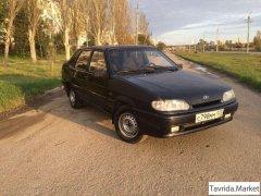 ВАЗ (Lada) 2115 1 поколение, седан 4 дв.