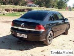 Opel Astra, 2008.