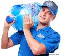 Доставка природной питьевой воды 19л.