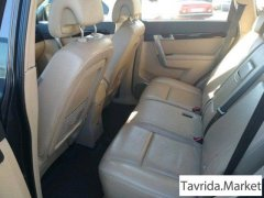 Chevrolet Captiva.