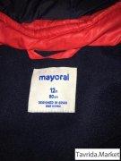 Тёплая курточка Mayoral.