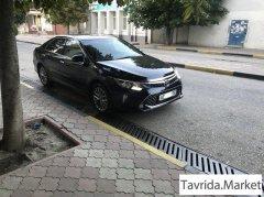 Toyota Camry, 2017.