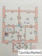 Дом 61 м² на участке 5 сот.