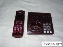 Радиотелефон Panasonic KX-TG 8227 UA.