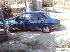 ВАЗ (Lada) 21099 1 поколение, седан 4 дв.
