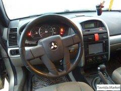 Mitsubishi Galant 9 поколение, седан 4 дв.