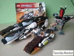 LEGO Лего Нидзяго модель 70595.