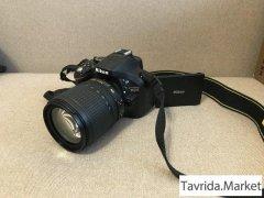 Nikon D5200 /18-105VR kit