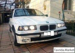BMW 3 серия 318 E36, седан 4 дв.