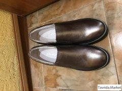 Ботинки кожа, практически новые3000