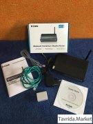 Беспроводной маршрутизатор ADSL2+ D-Link DSL-2640U