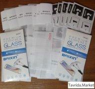 Защитные стекла на iPhone 4/4S, 5/5S, 6/6S, 6 plus