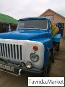 молоковоз ГАЗ 53, село Победное