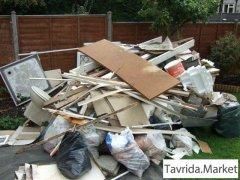 Вывоз строительного мусора в  Алуште,Ялте