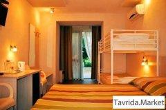 Гостиница Парк-отель «Рио», село Мысовое