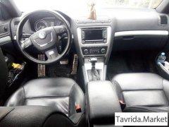 Skoda Octavia RS, 2010