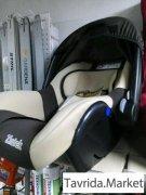 Автомобильное кресло, автолюлька, с.  Азовское