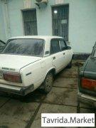 ВАЗ 2107, 1984