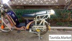 Электровелосипед грузопассажирский