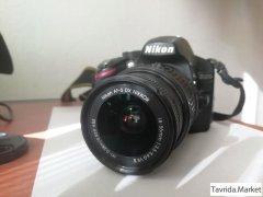 Зеркальный фотоапарат Nikon D3200